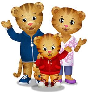 Daniel e famiglia