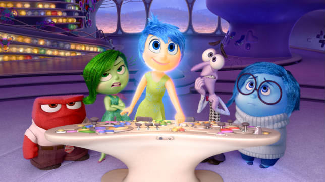 Inside Out_Disney Pixar