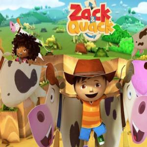 Zack & Quack, la potenza della carta