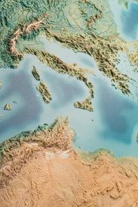 Mediterrano, gettonatissimo
