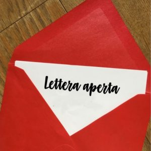 lettera aperta 2